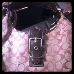 Purse Coach Never Used